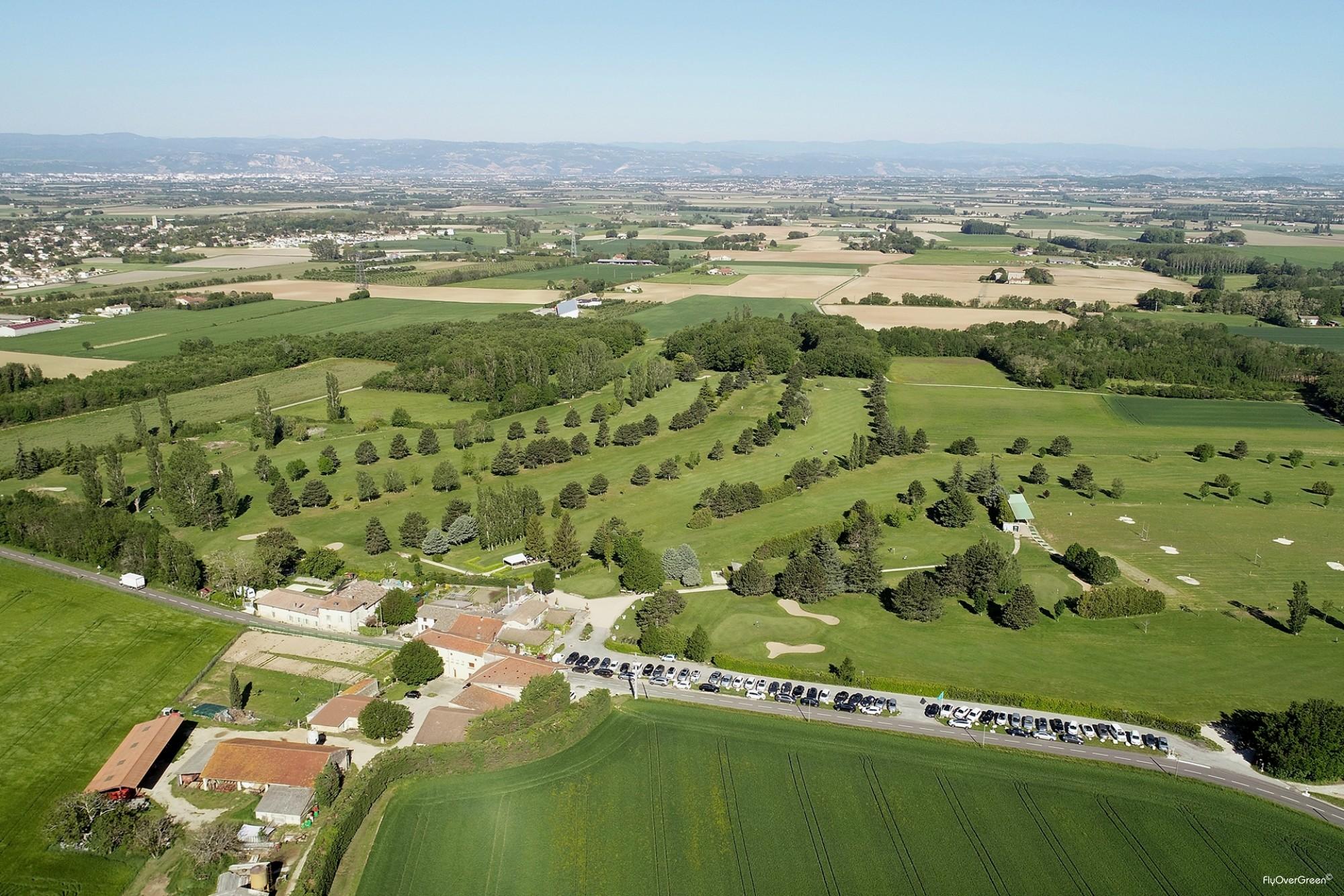 """Résultat de recherche d'images pour """"golf Valence Saint-Didier photos"""""""